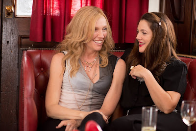 Millie (Toni Collette) et Jess (Drew Barrymore) dans Miss You Already de Catherine Hardwicke (2016)