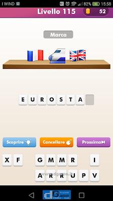 Emoji Quiz soluzione livello 115