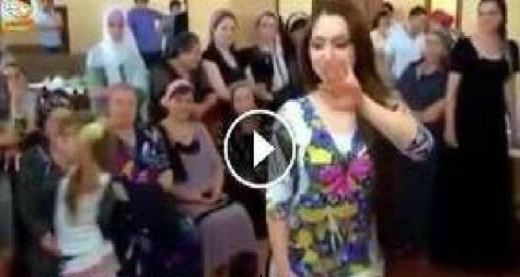 شاهد الراقصة الشيشانية التي اذهلت العالم والتي يبحث عنها كل العرب