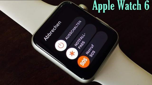 مراجعة Apple Watch 6 الجديدة