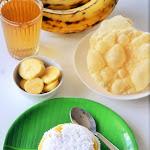 Banana Puttu Recipe | Kerala Ethakka Puttu | Nendrapazham Puttu