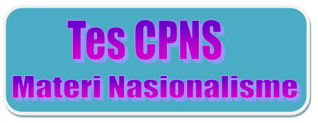 Image result for MATERI CPNS