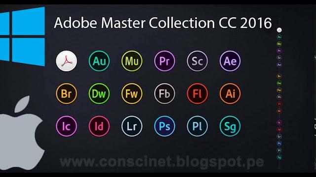 Adobe CC 2018 Master Collection forteknik.com