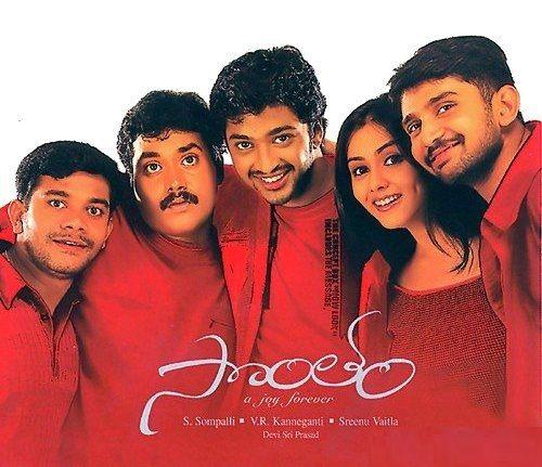 Neha Pendse's Telugu film debut, Sontham-2002