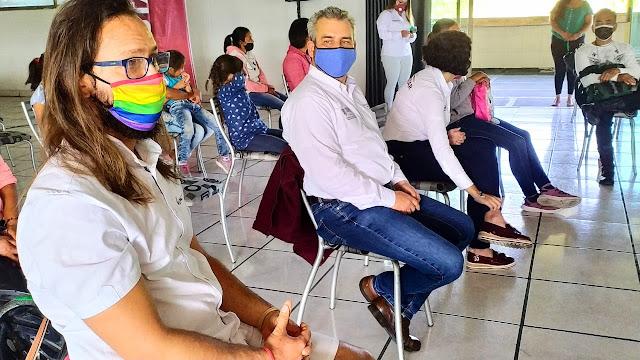 La gente confía en Morena para tener bienestar, y no la vamos a defraudar: Alfredo Ramírez