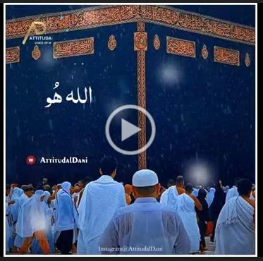 Allah Hoo Islamic Whatsapp Status video