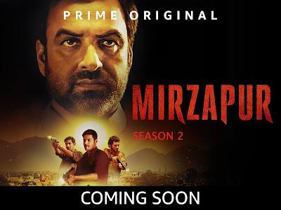 Amazon Prime Mirzapur Season 2 Release Date