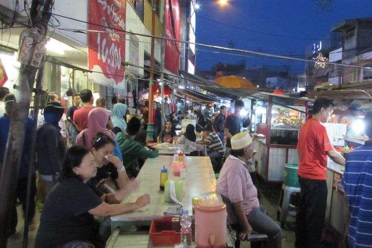 Wisata Religi Sambil Menikmati Kuliner di Pasar Lama Tangerang