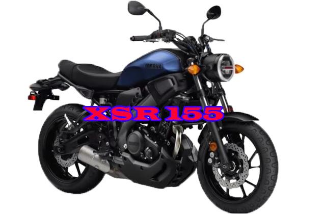 Motor retro Yamaha terbaru