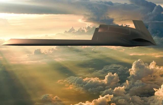 máy bay không người lái đa năng mới