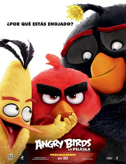 Ver Angry Birds: la Película (The Angry Birds Movie)  (2016) película Latino HD