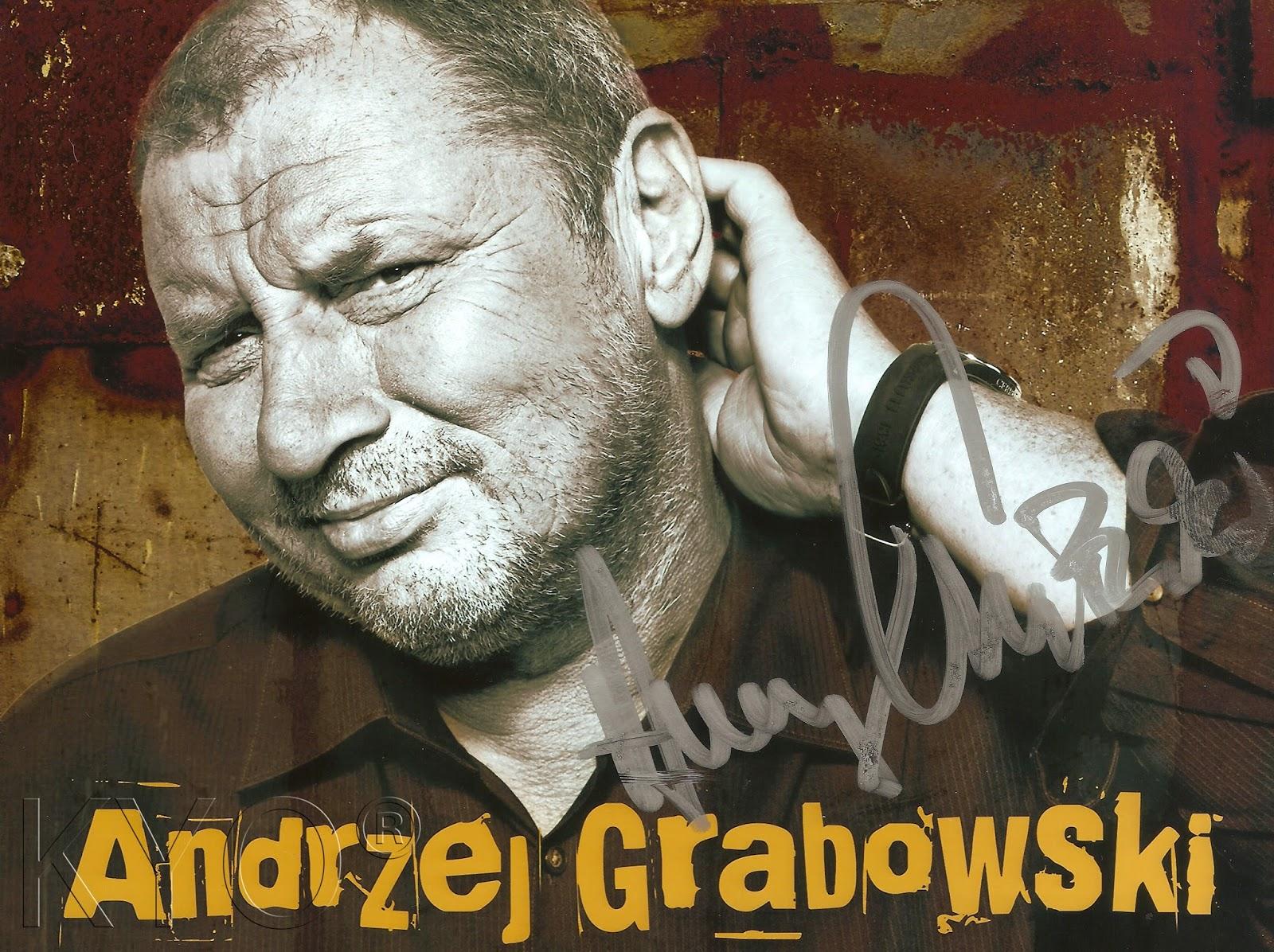 Andrzej Grabowski Twitter: Chris Autographs: Andrzej Grabowski