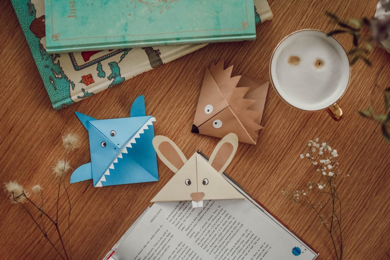 DIY // Papírové tvoření s dětmi