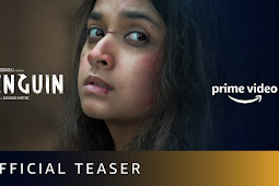 Keerthy Suresh's Penguin Movie Trailer out now