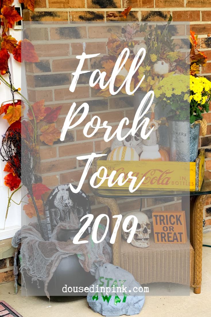 Fall Porch Tour 2019