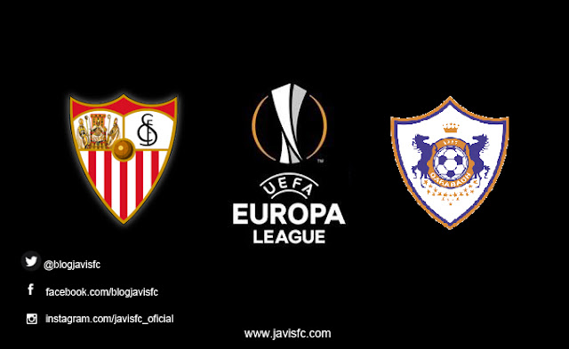 Previa Sevilla FC - Qarabag