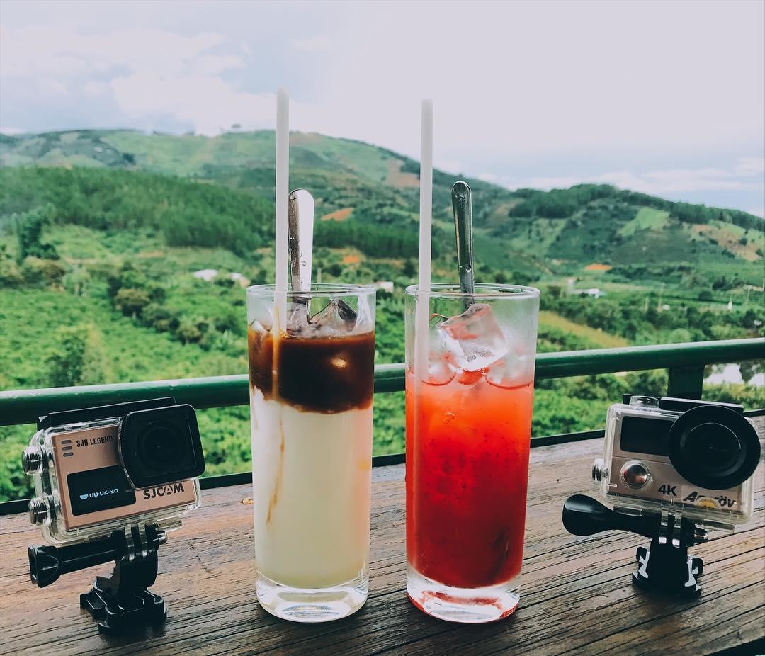 Mê Linh Coffee Garden Đà Lạt