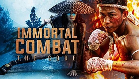 WATCH Immortal Combat the Code  2019 ONLINE freezone-pelisonline