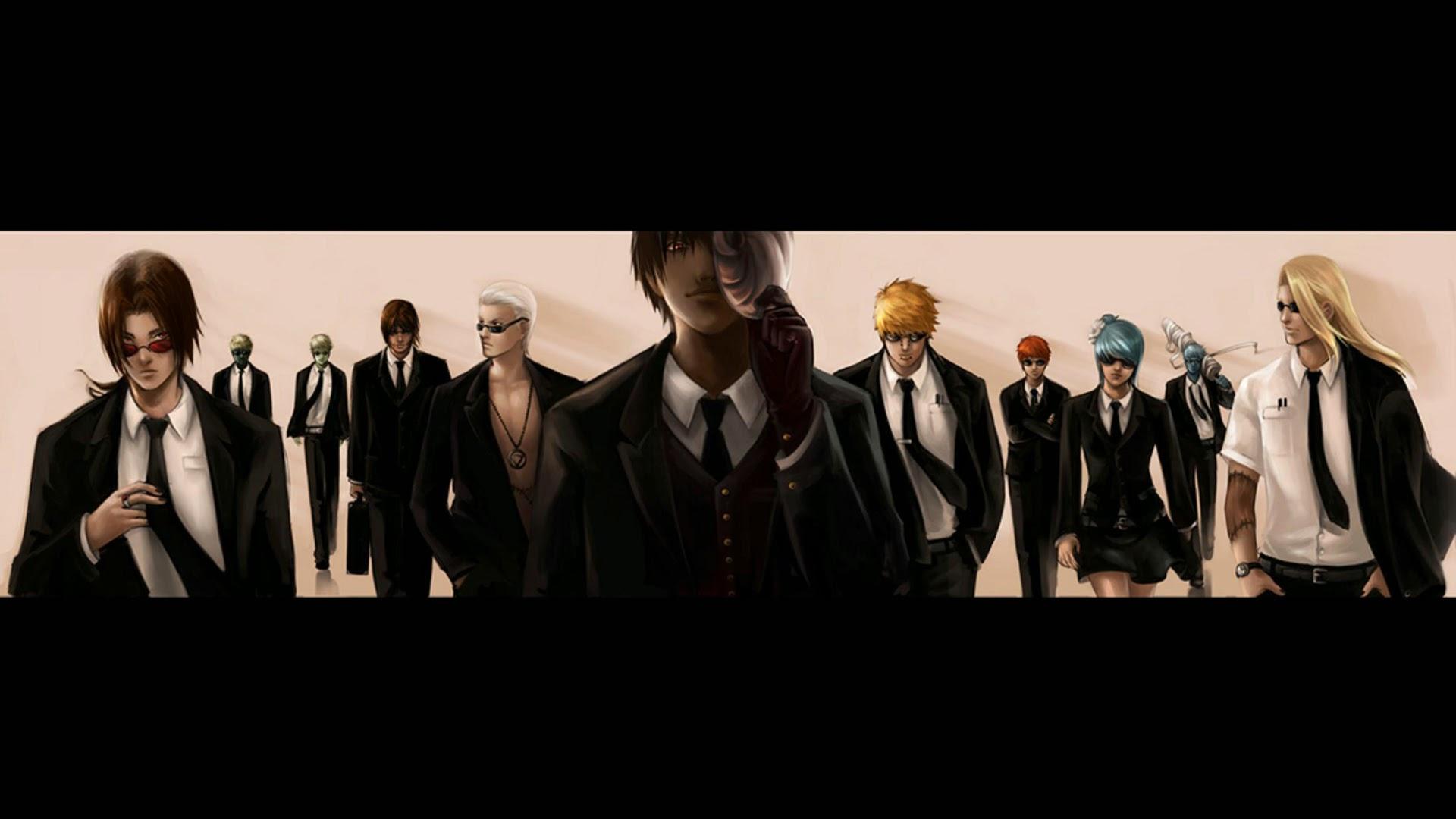 akatsuki member anime picture 0t wallpaper hd