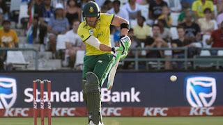 Faf du Plessis 78 - Reeza Hendricks 74 - South Africa vs Pakistan 1st T20I 2019 Highlights
