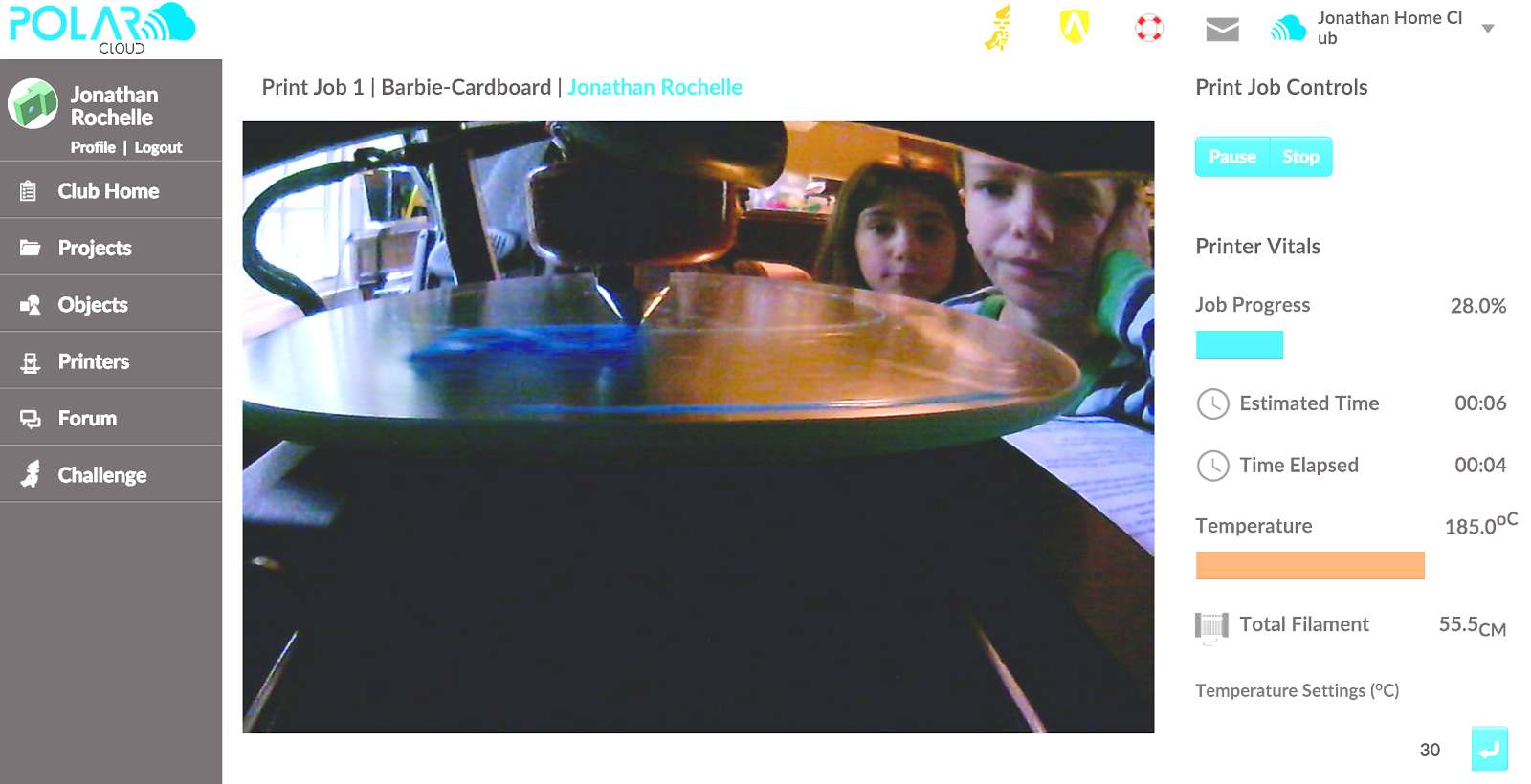 Maker Club: 3D Printing with a Chromebook (or just a browser)