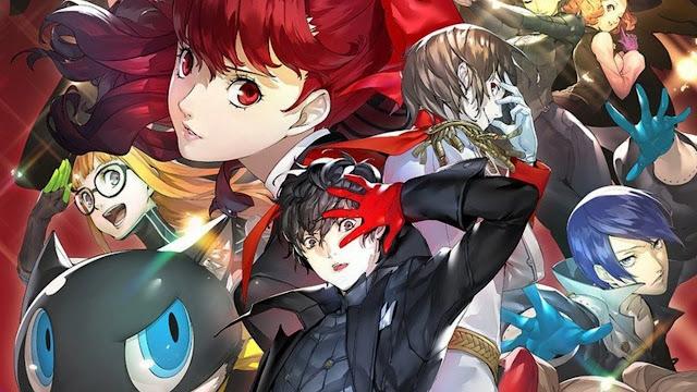 Game Persona 5 Royal Menunjukan Karakter Baru