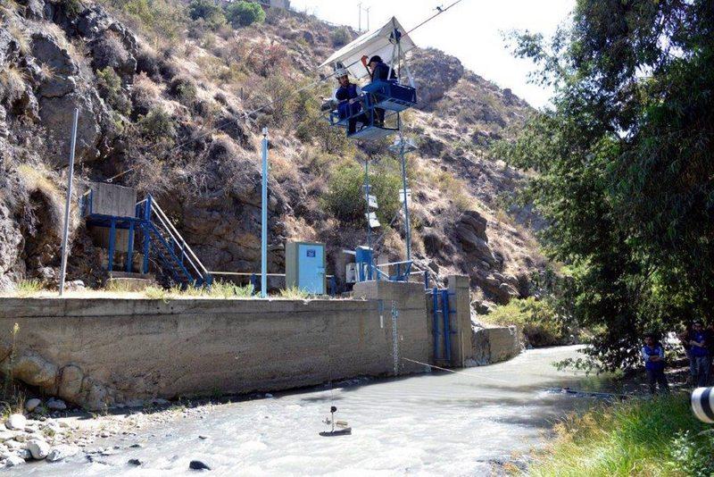 Con satélites y drones fiscalizan extracción ilegal de aguas