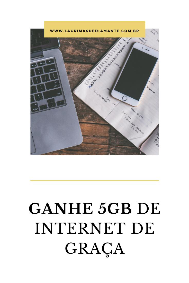 INTERNET DE GRAÇA