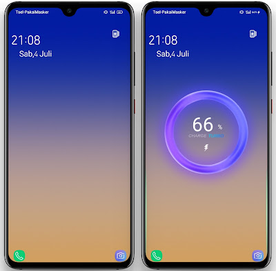 SAMSUNG Experience OS Themes for OPPO & Realme