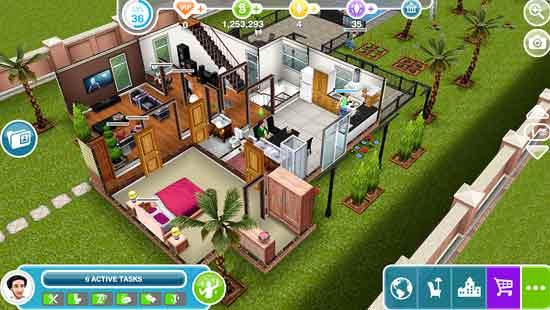 The Sims FreePlay Mod Apk 5.50.0