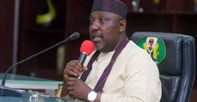 Okorocha Speaks On Saraki's Defection