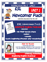 Try our Newcomer Unit 1 for free!  Click here.