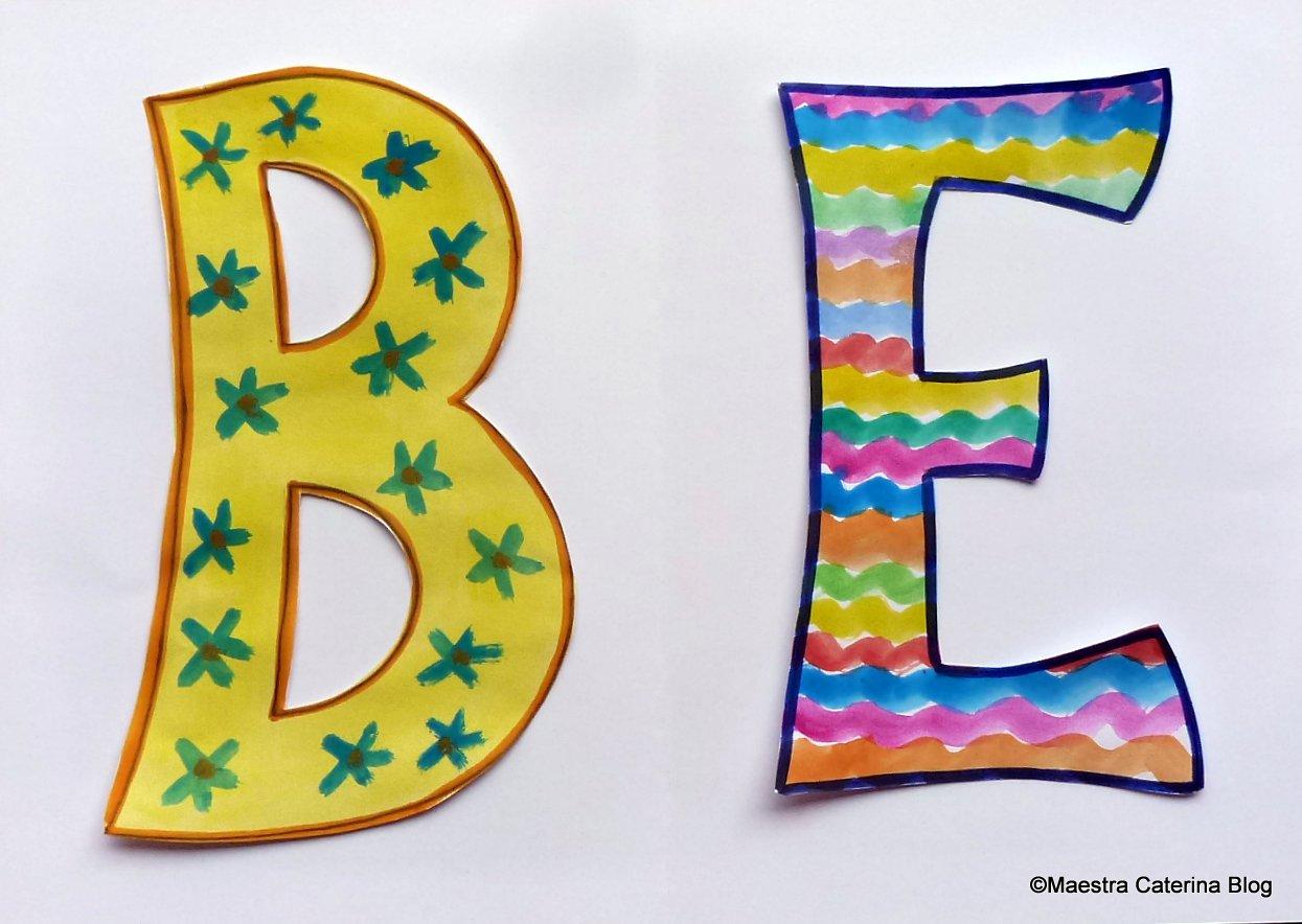 Favorito Maestra Caterina: Benvenuti per accoglienza scuola BC01