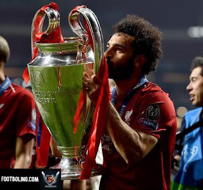 صلاح دوري أبطال أوروبا 2019