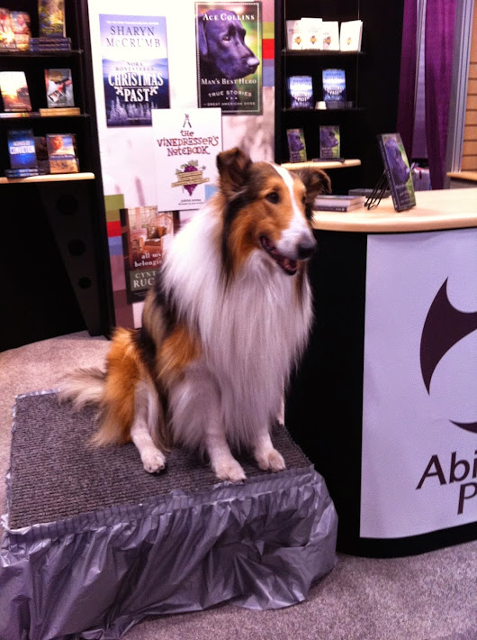 Wands and Worlds: Lassie, Devil Horns, Hot Men, and Worldbuilding: Day 2 at BEA