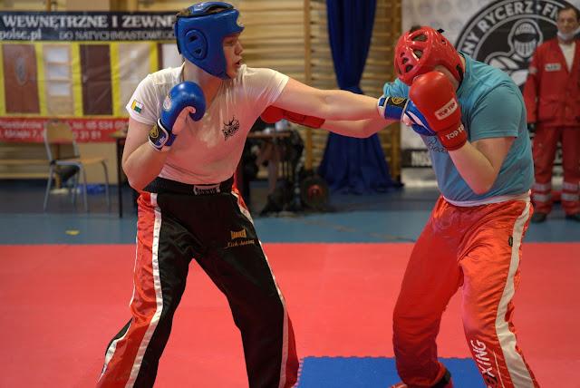Igor Wachowiak, Mistrz Polski, kickboxing, Zielona Góra, sport, light contact, Włoszakowice 2021, lubuskie, złoto