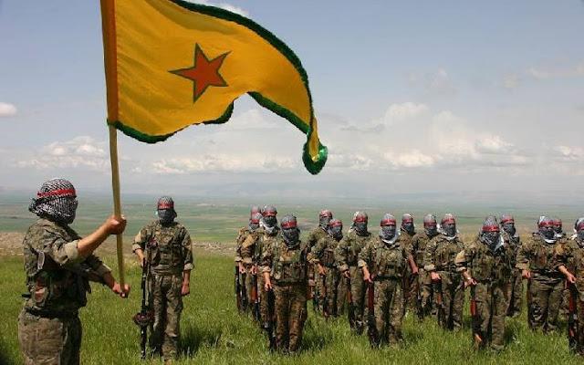 Αποτέλεσμα εικόνας για όπλα παραδίδουν οι ΗΠΑ στους Κούρδους