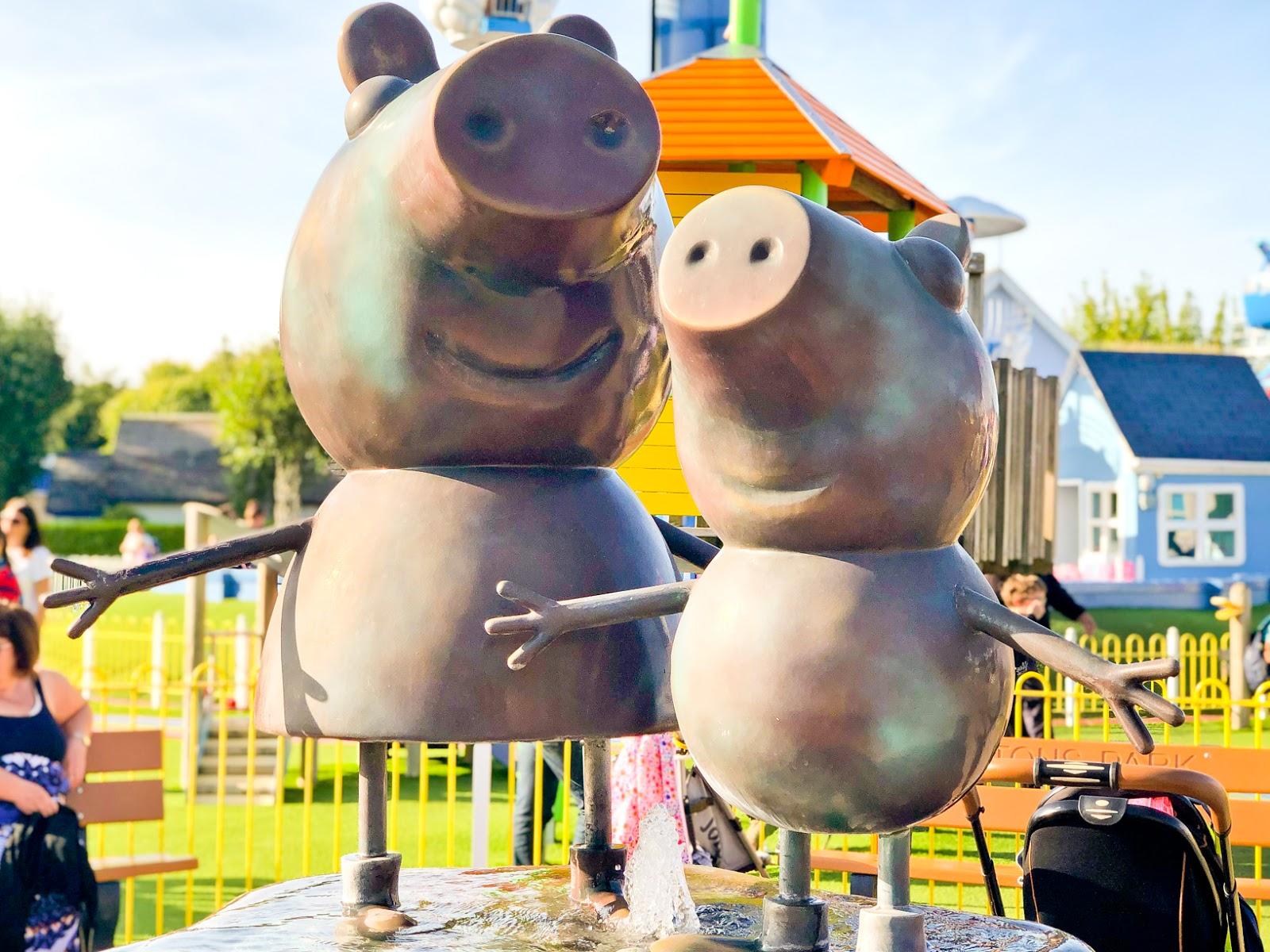 peppa pig world, peppa pig, paultons park, peppa pig world review