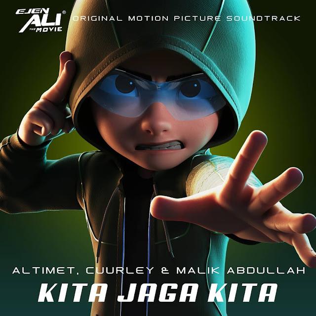 Lirik Lagu Kita Jaga Kita | OST Ejen Ali The Movie