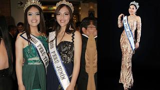 Mishell Ricaldi es Miss Perú Junín 2019