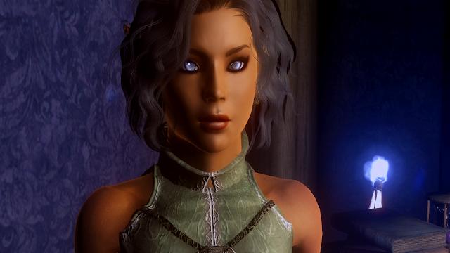 """Раса """"Пустынные Эльфы"""" для Oblivion от TES-Diesel"""