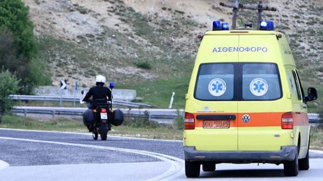 Θεσπρωτία: Θανατηφόρο δυστύχημα με θύμα 60χρονο