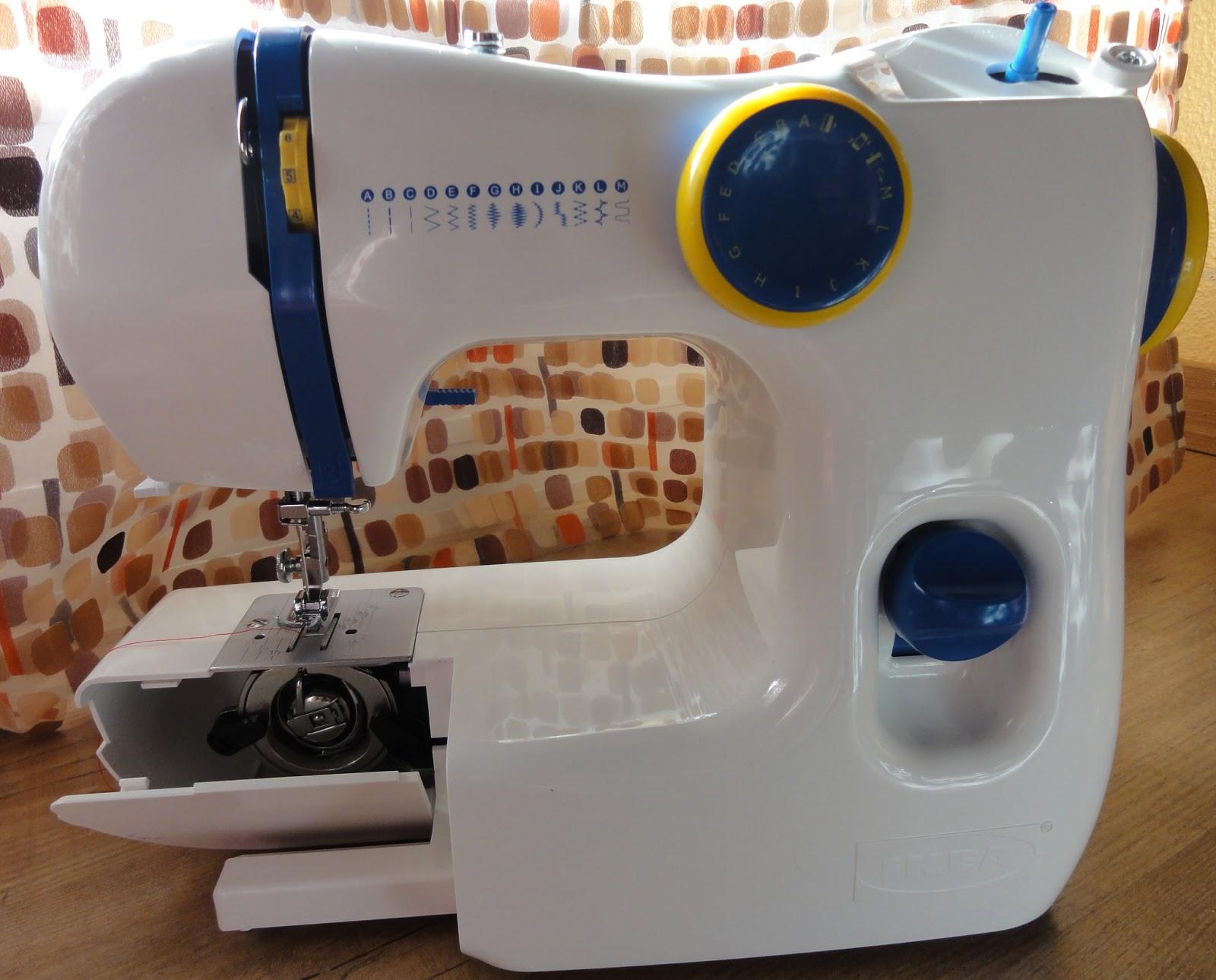 """Cosecositas: """"SY"""" la máquina de coser de Ikea"""