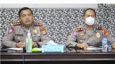 Tim RBP Cek Kesiapan Ditlantas Polda Sulut dalam Pembangunan Zona Integritas Menuju WBK