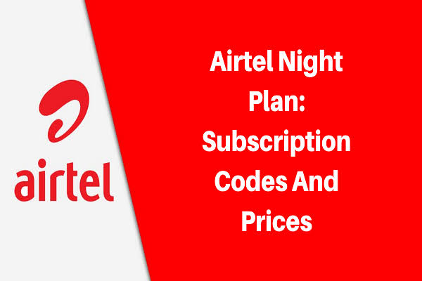 Airtel night sub code