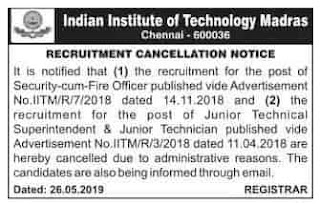 iit-madras-cancelled-JTS-and-JT-post-Recruitment