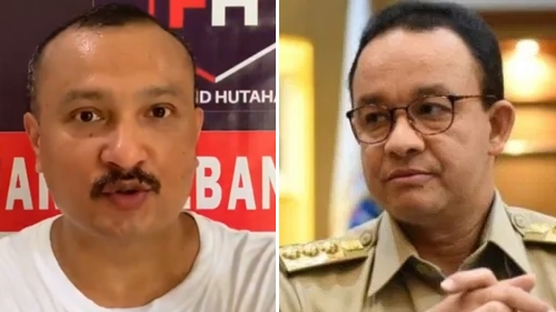 Borok Anies Lama-lama Makin Terlihat, Ferdinand: Gubernur Bebal, Dungu!