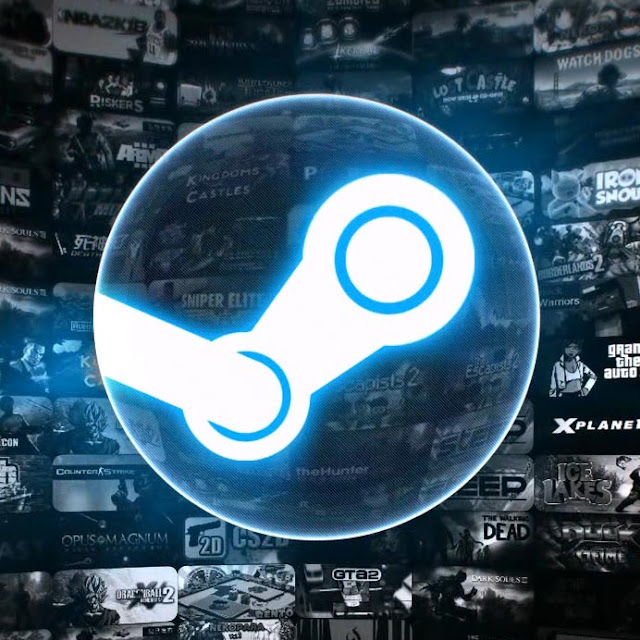 Steam Cycle Wallpaper Engine