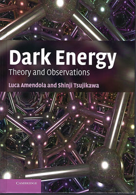 Great textbook, Dark Energy: Theory and Observations, by Luca Amendola & Shinji Tsujikawa