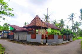 Rumah dijual Jl Kaliurang Km 14 Sleman